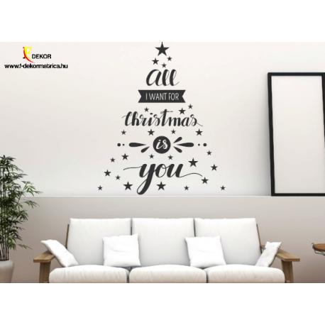 Karácsonyi dekoráció 1